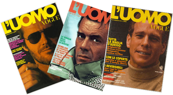 Luomo 70s Covers