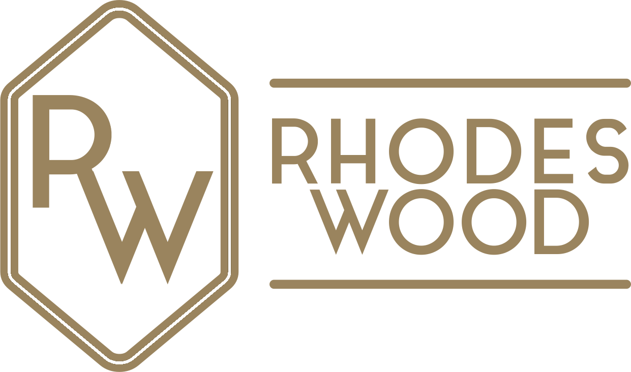 Rhodes Wood Logo