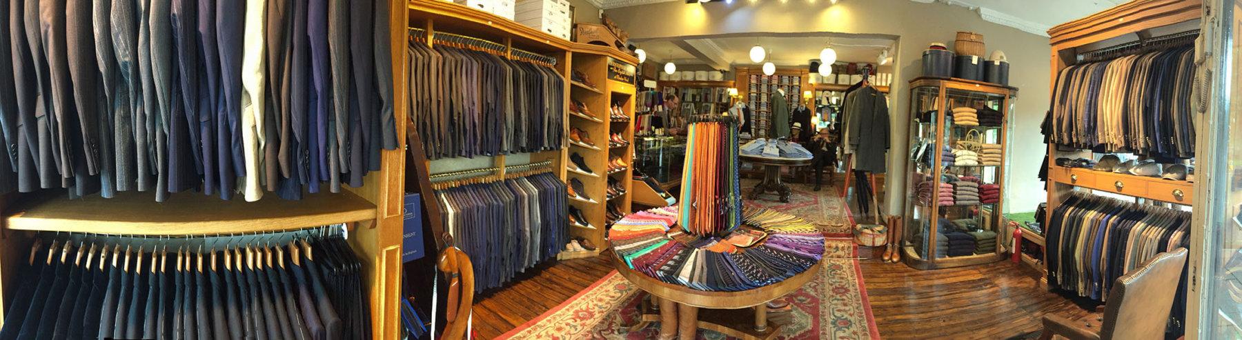 Shop Panarama