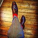 Sharp Suit & Shoes