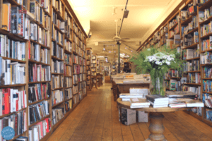 Topping Co bookshop