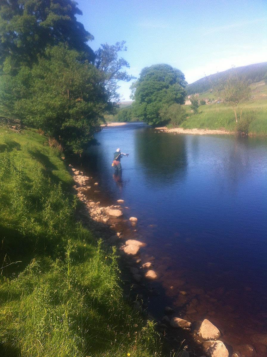 Rhodes Wood Fishing Blog